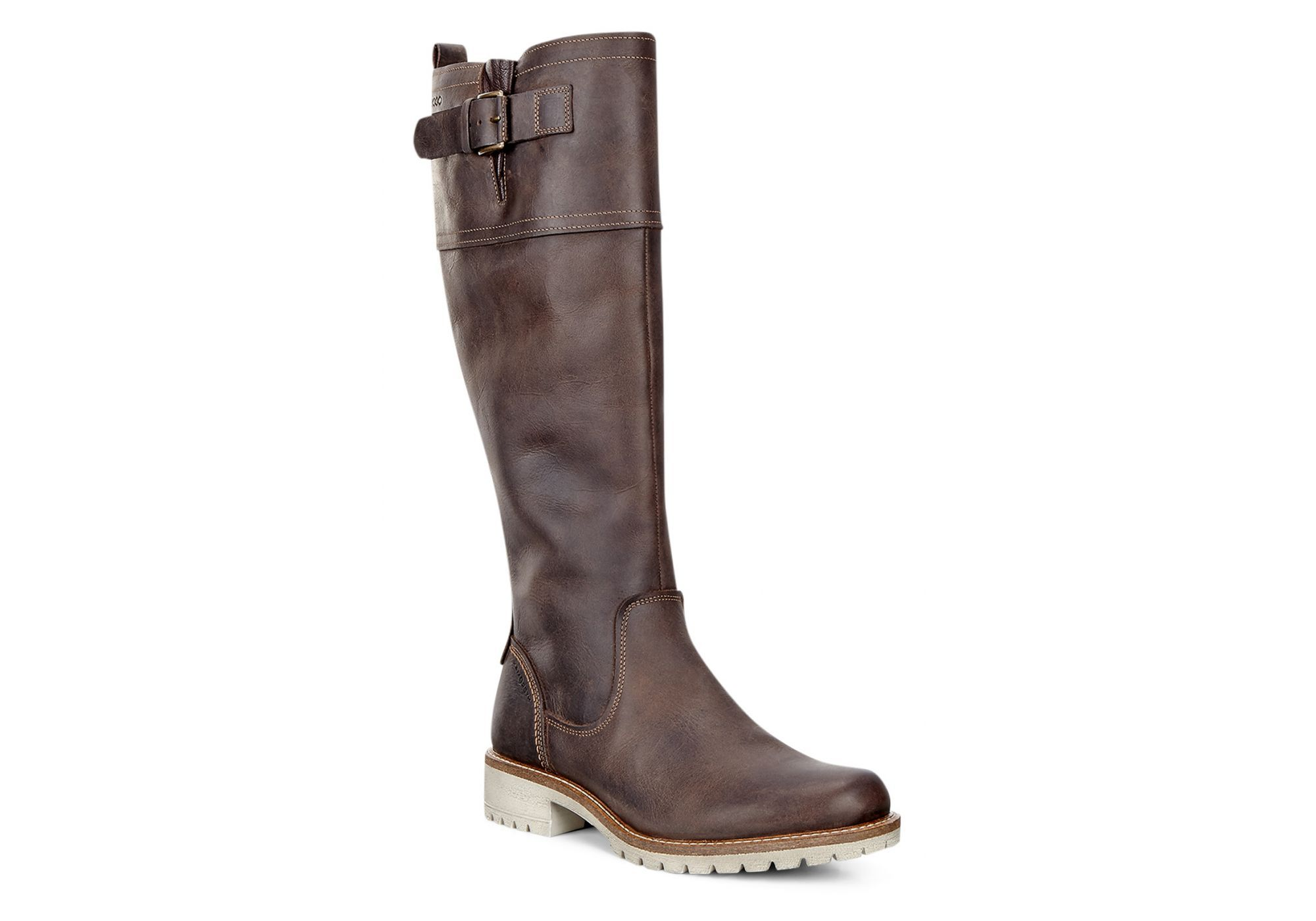 Elaine Casual Coffee Ladies 24473302072 Ecco BootsShoes yw80vmNOn