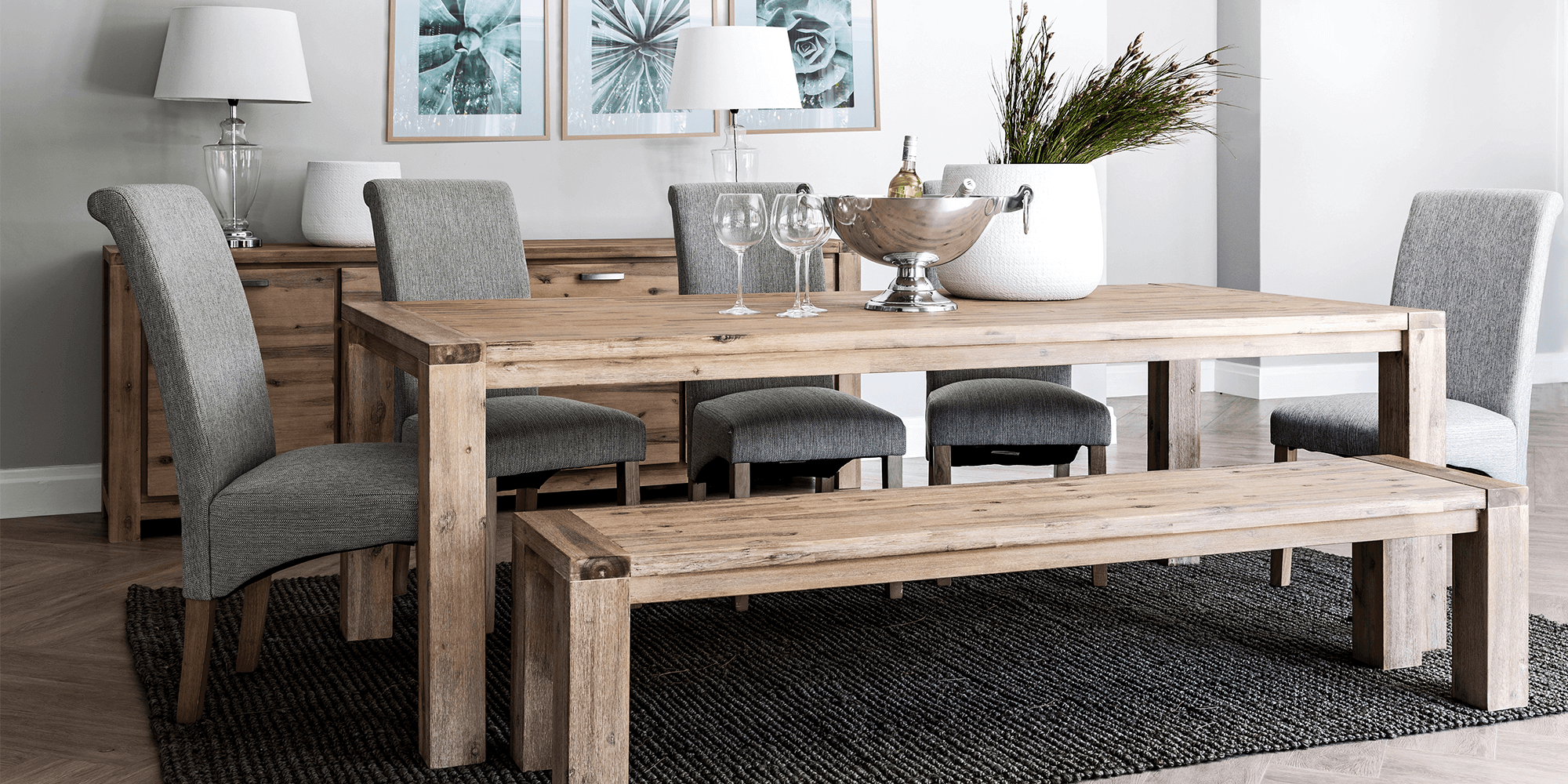 Jinga Dining Table 2 2m Dining Tables Dining Dining Room Coricraft Dining Table Home Decor Dining Room Furniture