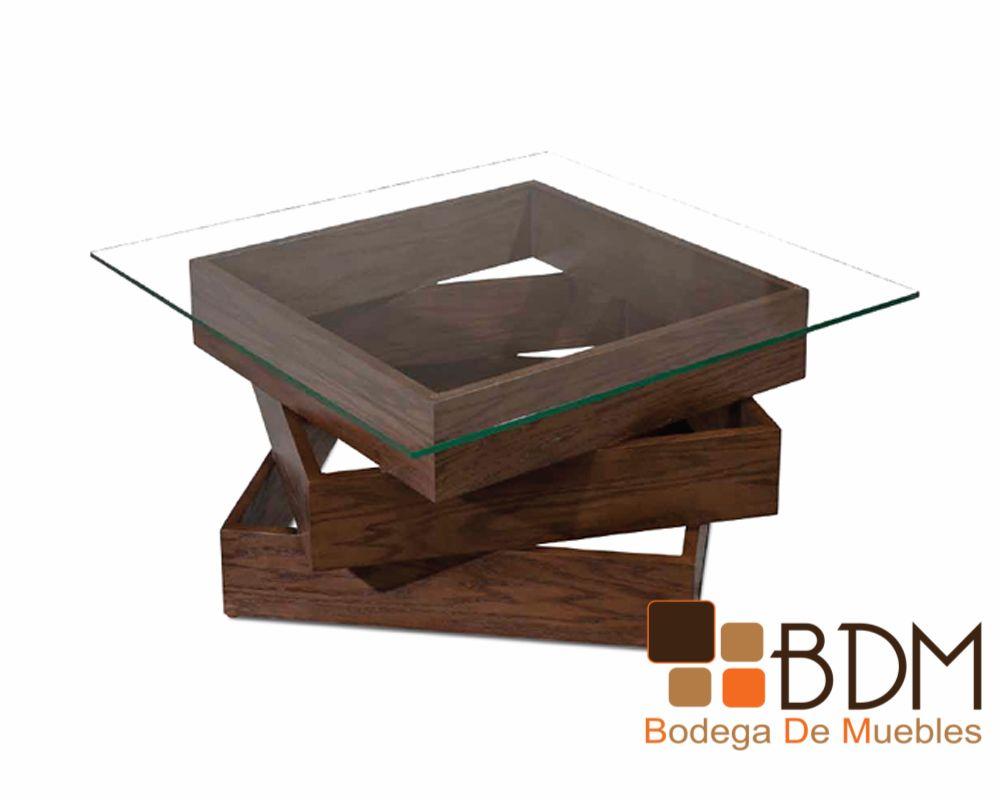 Mesa para sala de moderno dise o home furniture for Mesas de centro de madera para sala
