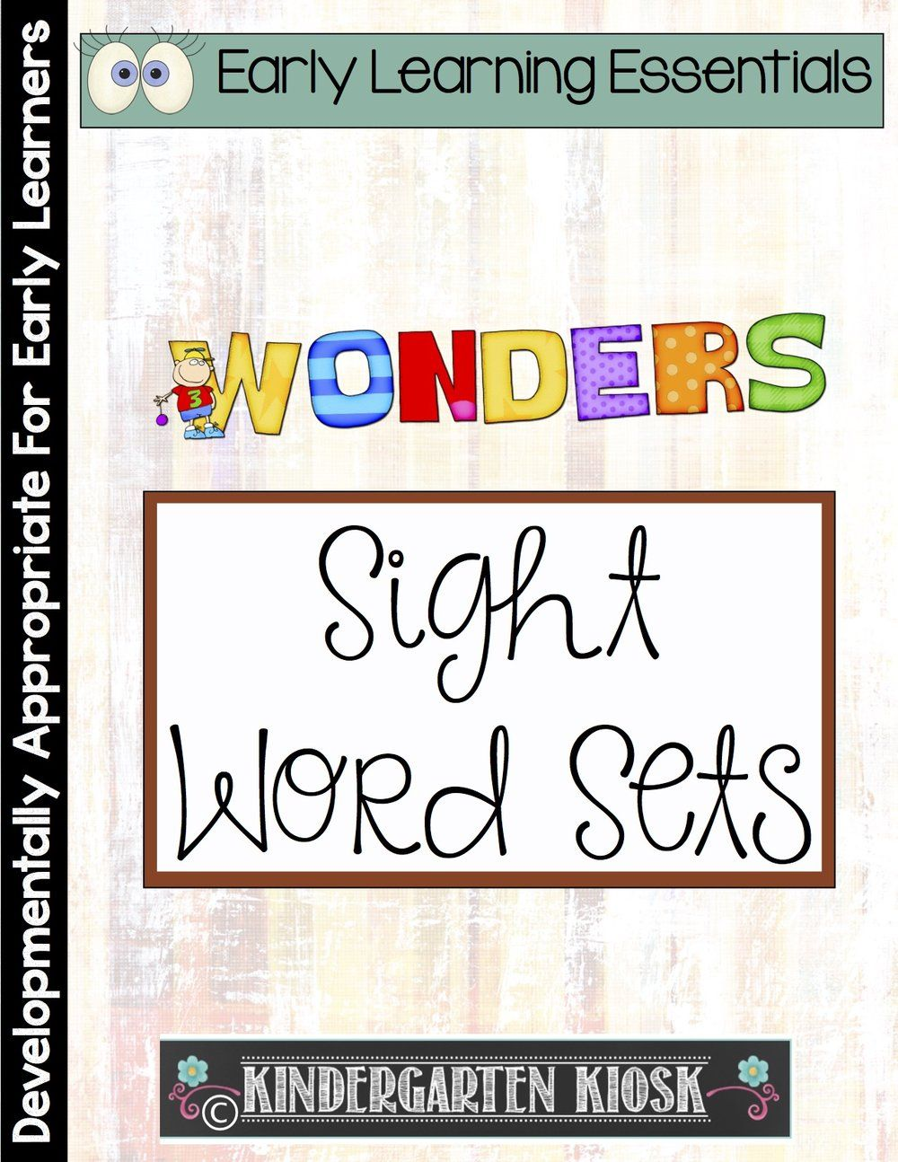 McGraw Hill Reading Wonders for Kindergarten