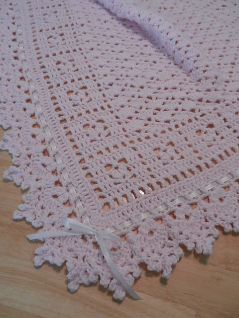 just finished and it is so pretty! Ravelry: Project Gallery for ...