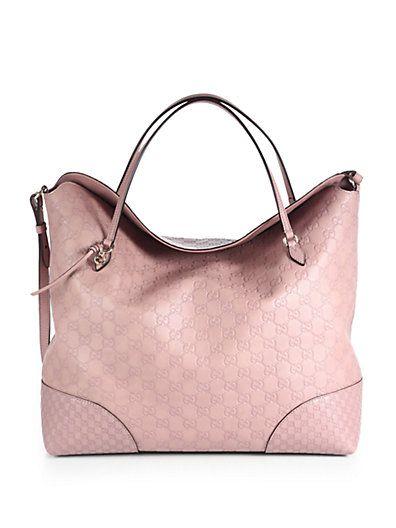 747e14f00597 Gucci - Bree Guccissima Leather Tote - Saks.com | Luv Eye Candy ...