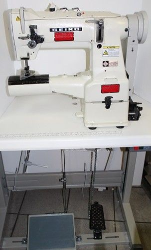 Brand New Seiko LCW 40 BL Special Price Ъ Industrial Sewing Awesome Brand New Singer Industrial Sewing Machine