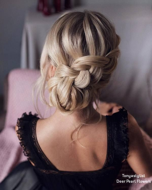 Wedding Hairstyles In Uganda: 20 Drop-Dead Bridal Updo Hairstyles Ideas From