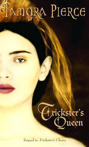 Trickster's Queen (Trickster Series #2) by Tamora Pierce