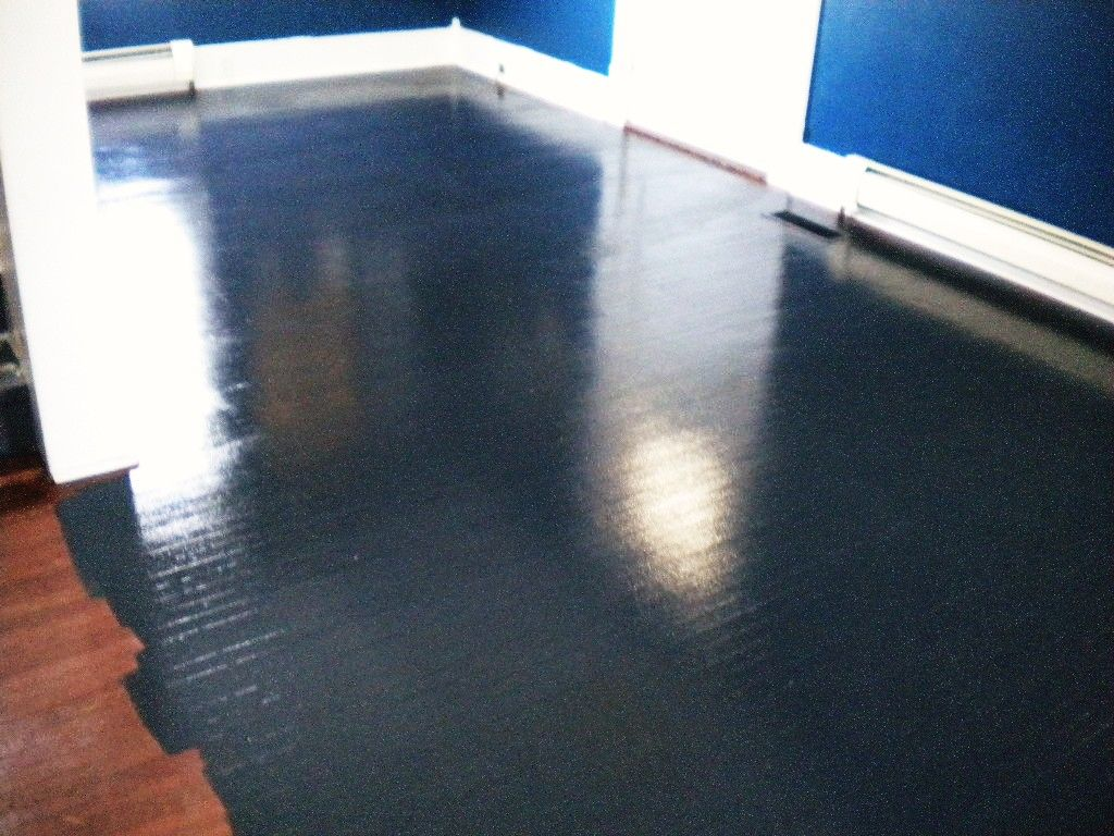 Excellent Painting Wood Floors | Home Painting Ideas