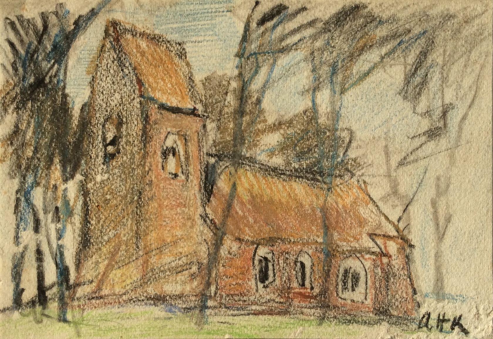 ...en hier nog een tweede van dezelfde Martinuskerk!