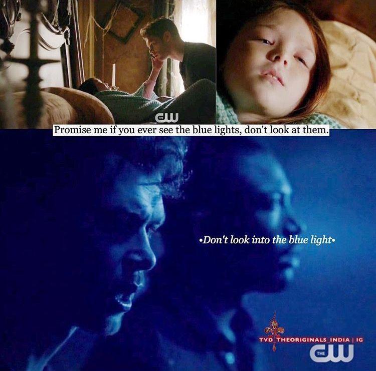 The Originals || Season 4 Episode 4 || Hope to Klaus || Don't look