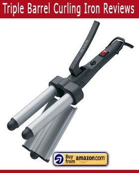 What S The Best 3 Barrel Curling Iron On Market Triple Is