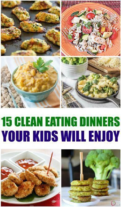 15 Clean Eating Dinners Your Kids Will Enjoy
