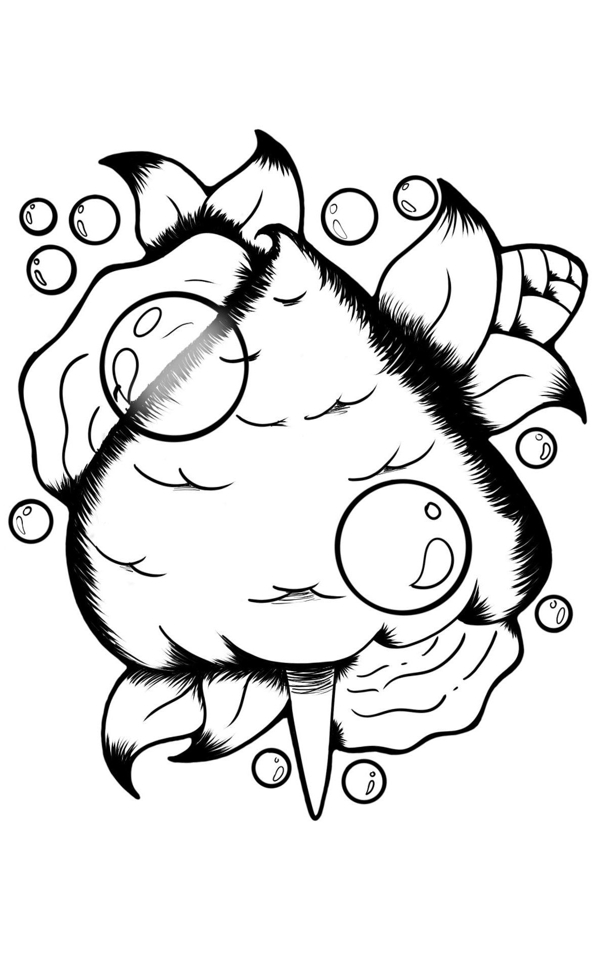 Cotton Candy Coloring Page By Vgdraw On Etsy Coloring Pages Etsy