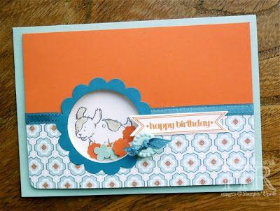 All Things Stampy: Storybook Friends shaker card - and more SAB sneak peeks