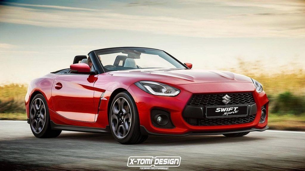 2019 Suzuki Swift Concept Cars Review 2019 Suzuki Swift Sport New Suzuki Swift Suzuki Swift