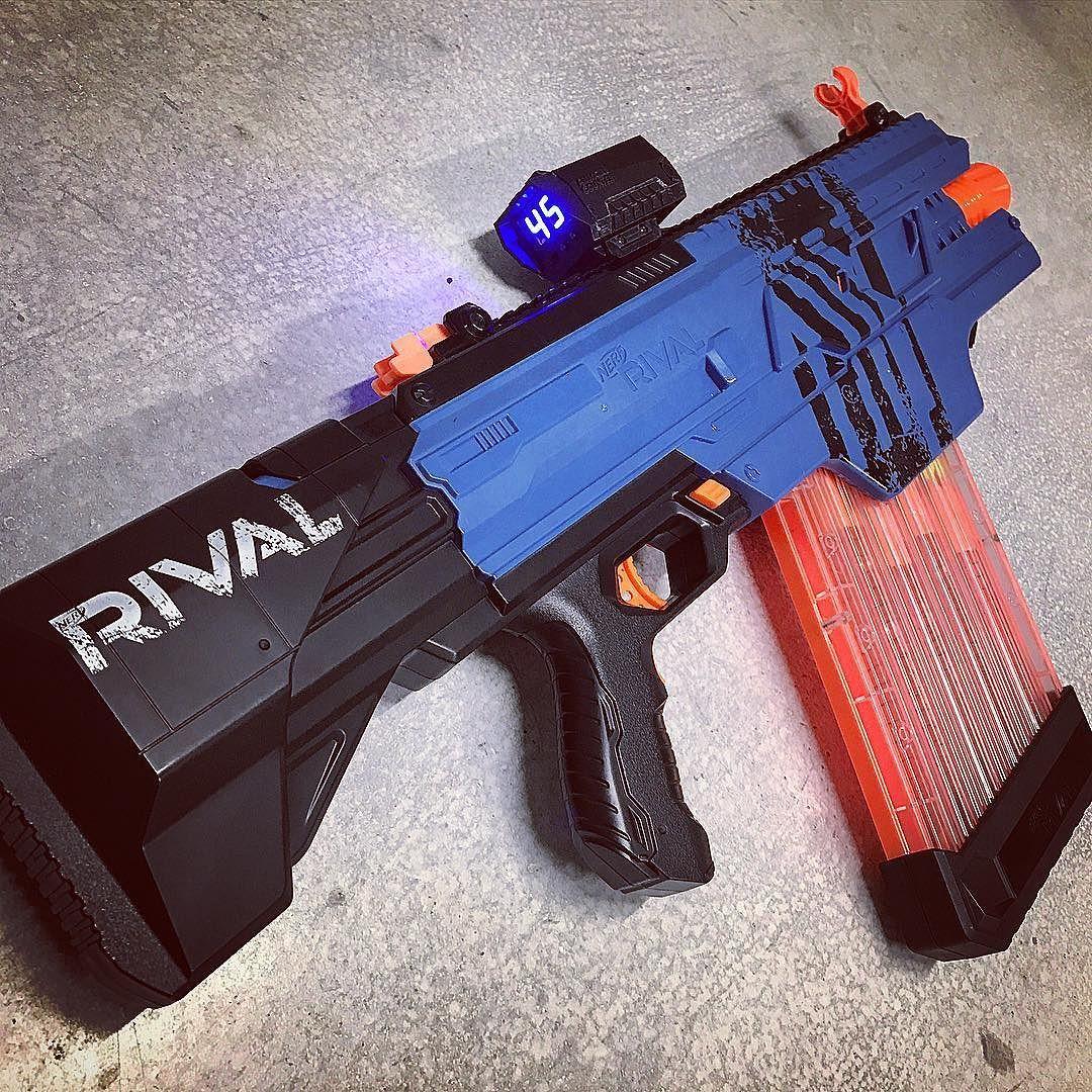 Looking for Rival beta testers!!! Khaos modders DM us for details! #. Nerf  Gun ...