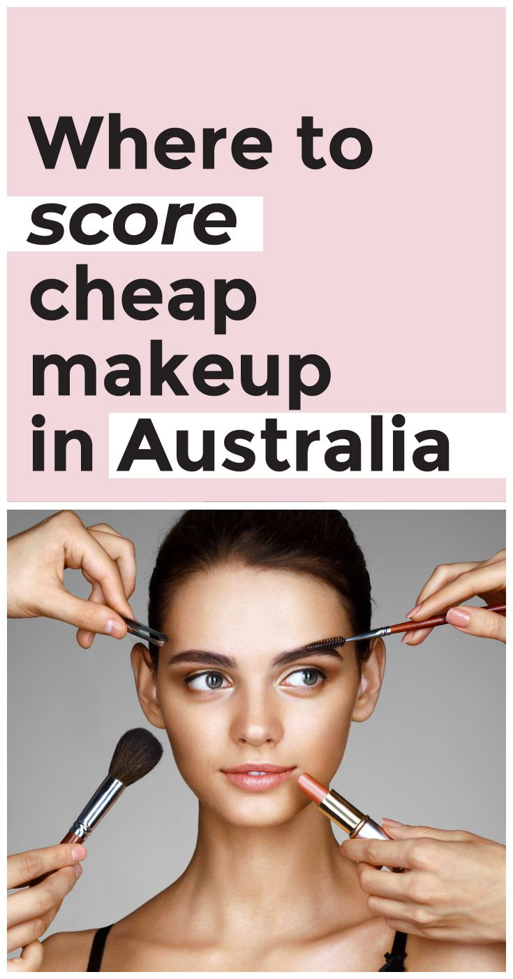 Australian Coupons & Bargains Cheap makeup australia