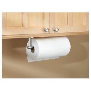 Interdesign Orbinni Wall Mount Paper Towel Holder 14 Target Paper Towel Holder Kitchen Paper Towel Holder Towel Holder