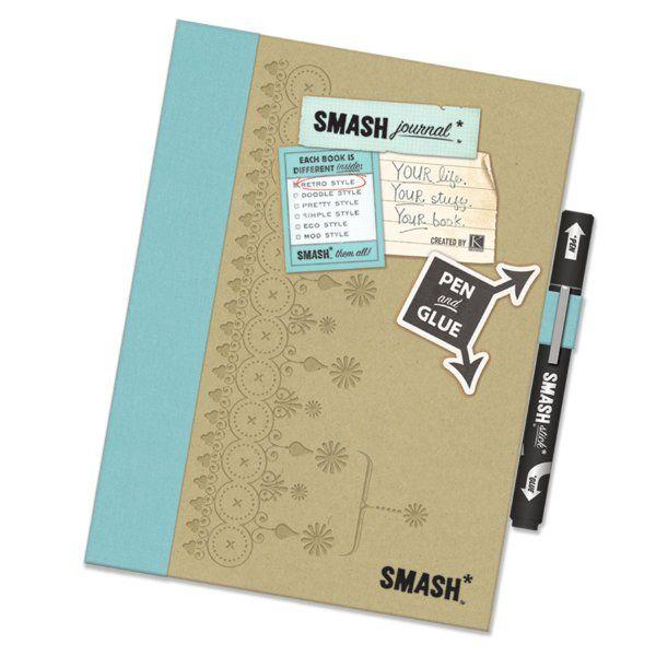 K&CompanySmash Folio, Retro Blue:Amazon:Arts, Crafts & Sewing