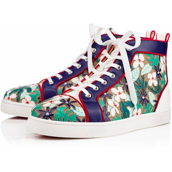 christian louboutin - mens sneakers - online boutique