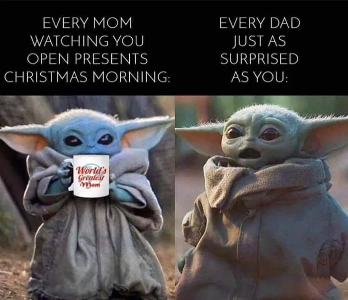 Happy Holidays Everyone Hope You Have A Good One Yoda Funny Yoda Meme Funny Relatable Memes