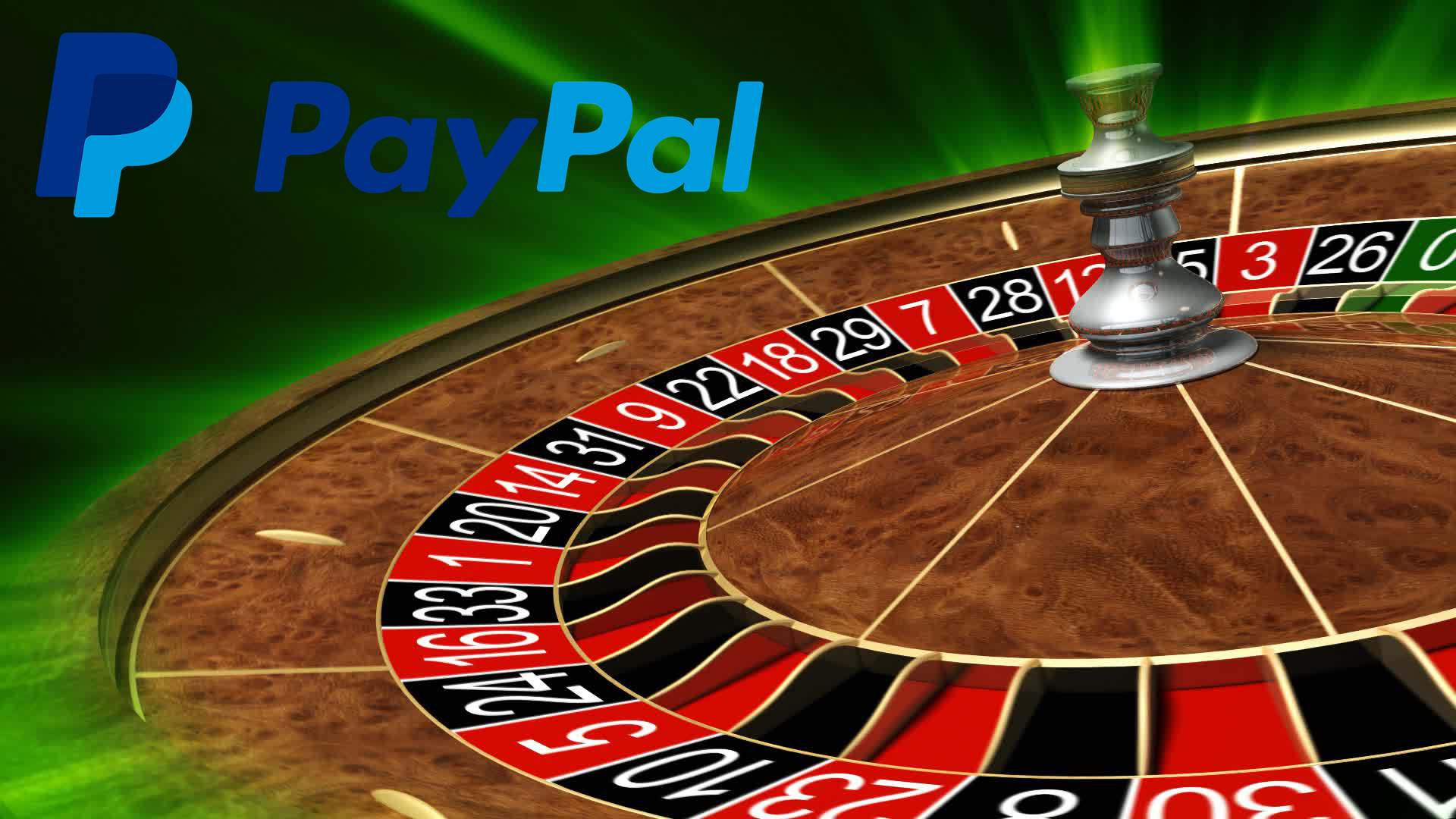 Paypal Casino List Of Uk Casinos That Accept Paypal Payments Roulette Wheel Roulette Casino