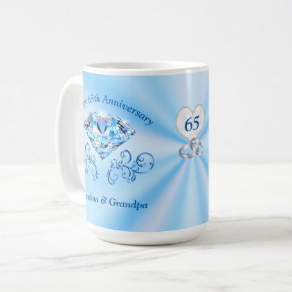 65th wedding anniversary gifts for grandparents