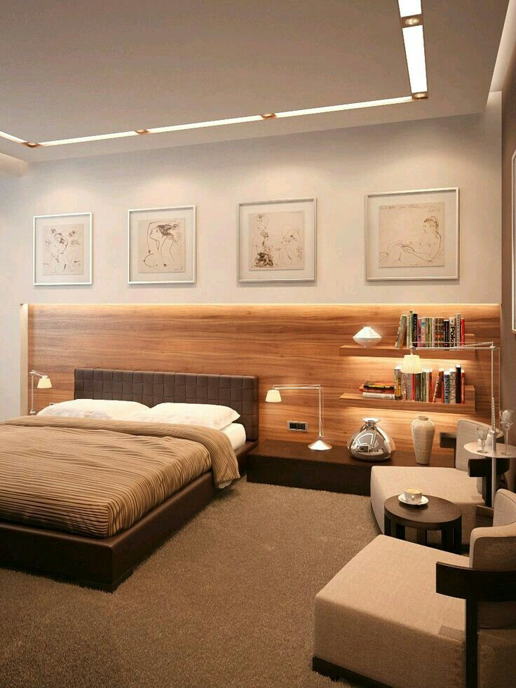 Modern Romantic Bedroom Designs: Pin By Payal Gujar On Bedroom Concepts (With Images