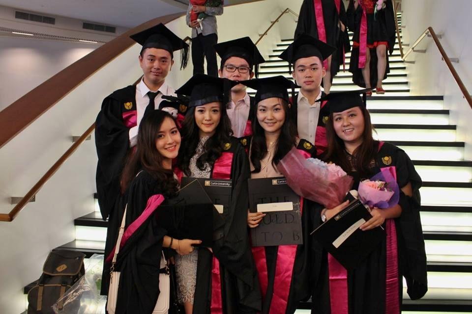 Curtin University Graduation Ceremony (2015) (Credit: Curtin Singapore)