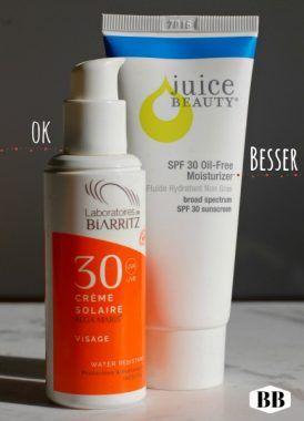 Mineralischer Sonnenschutz Ohne Nanopartikel Von Juice Beauty