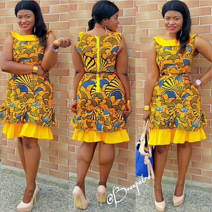 Modern u0026 Fashion Forward Ankara Style Trends - Wedding Digest Naija u2026 | steve | Pinterest ...