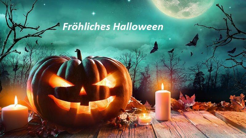 Fröhliches Halloween | Bilder und Sprüche für Whatsapp und ...