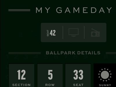 MLB My Gameday