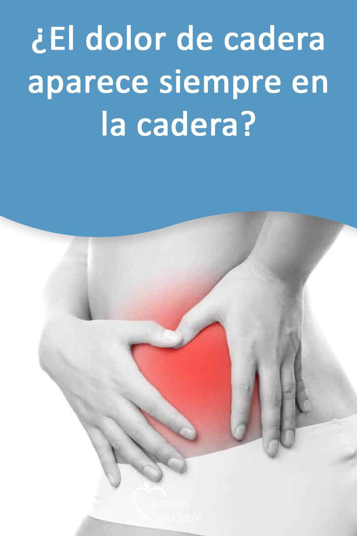 hernia inguinal y dolor de cadera