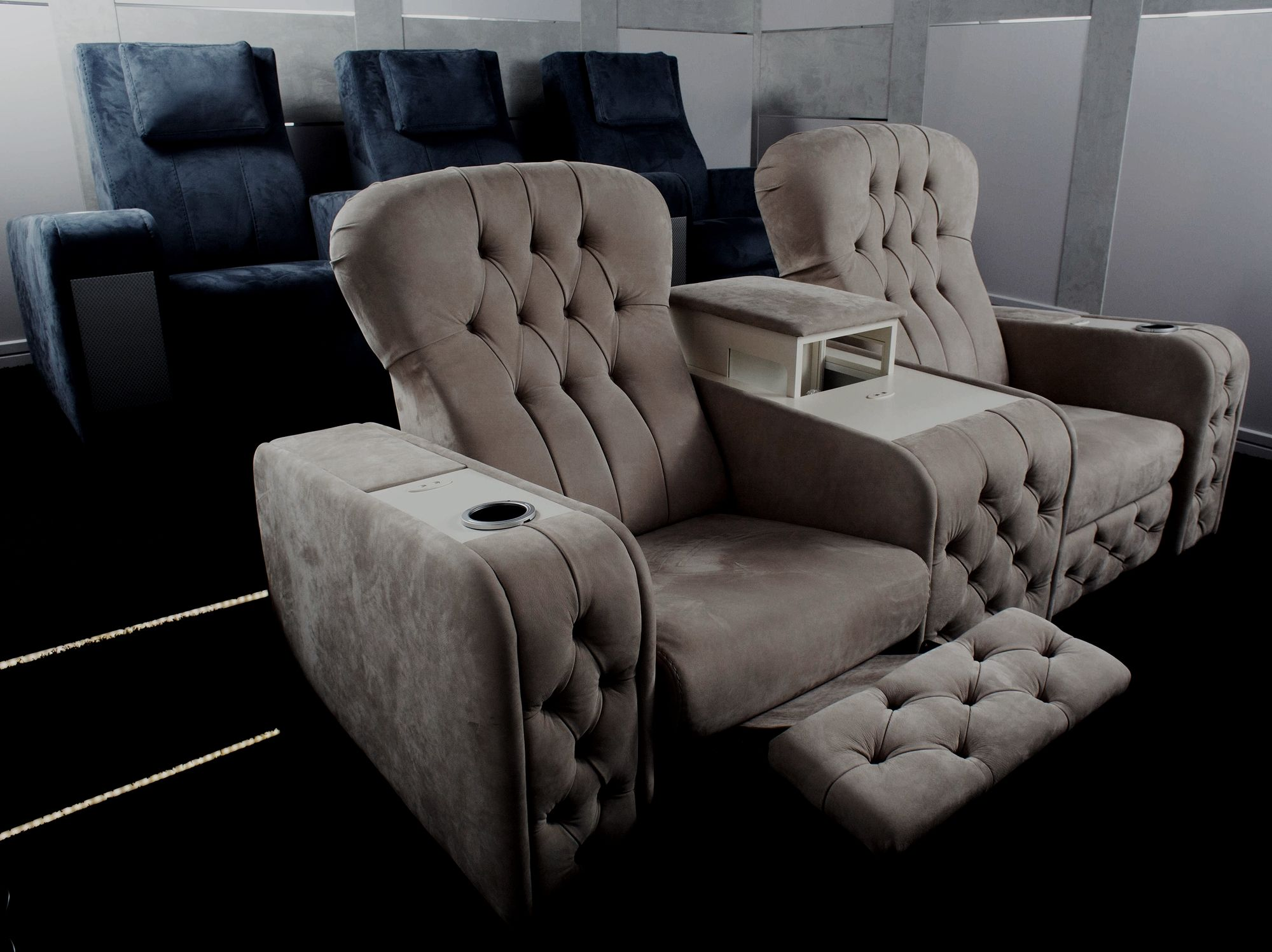 Comfort Theater Chairs Recliner Chair Room Furnishing