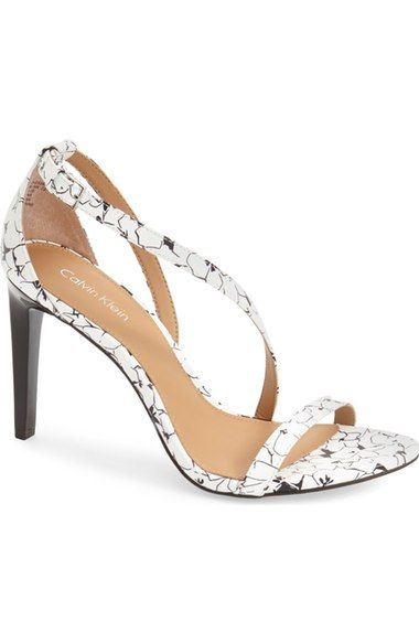Calvin Klein Narella Sandal Women Available At Nordstrom Leather SandalsWedding ShoesCalvin