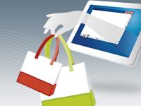ECOMMERCE A MEDIDA  Son webs que tiene como finalidad la venta de productos por internet (vía online). Poseen todas las herramientas necesarias, como el carrito de la compra, pasarela de pago, opciones de entrega en domicilio, todas las opciones para que el comprador realice la compra en el momento, sin ningún problema y seguridad. Existen consorcios de confianza asociados a empresas para mejorar la confianza del cliente en las compras online.