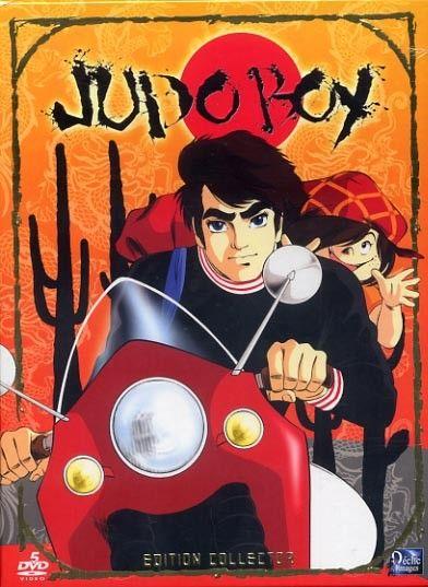 Judo boy anime cartoni animati fumetti manga e manga anime