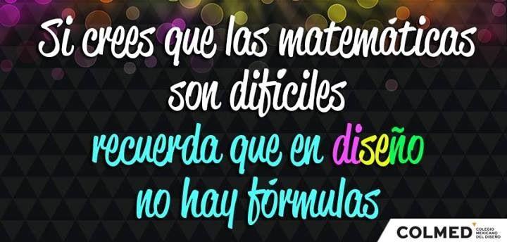 Sin fórmulas