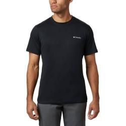 Columbia Herren T-Shirt Zero Rules Short Sleeve Shirt, Größe Xl in Black, Größe Xl in Black Columbia #shortsleevetee