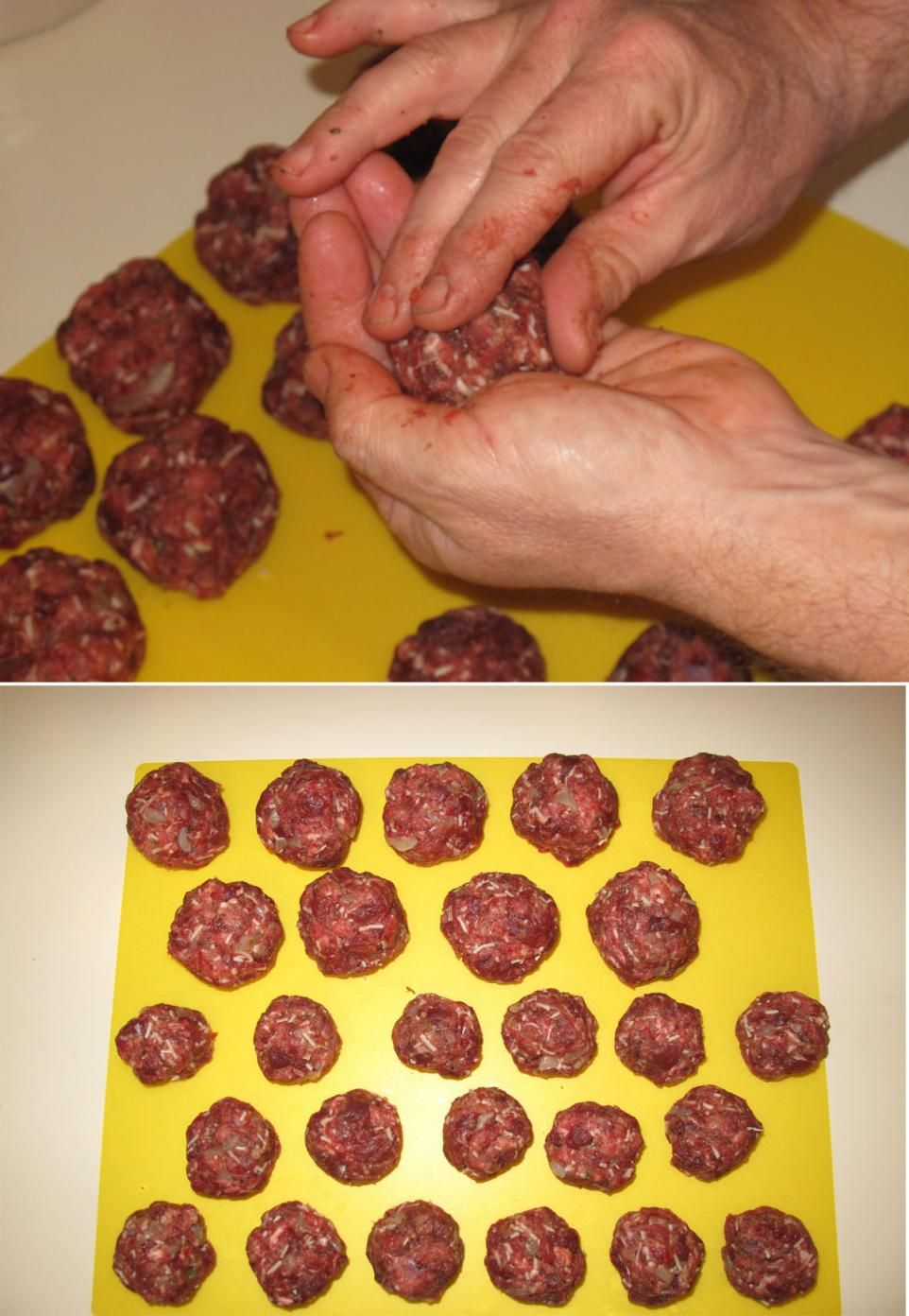 Recipe Nickens S Easy Venison Meatballs Venison Meatballs Venison Meatball Recipes Venison Meat