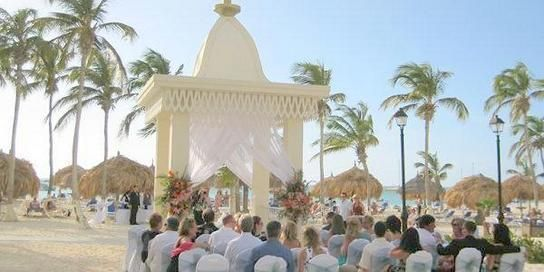 Riu Palace Aruba All Inclusive Honeymoon Vacation And Wedding Packages Made Easy