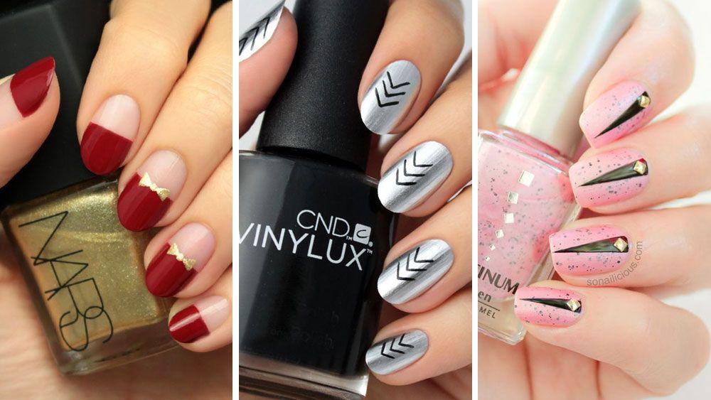 Modelos de Uñas decoradas | Decoración de Uñas - Manicura y Nail Art ...