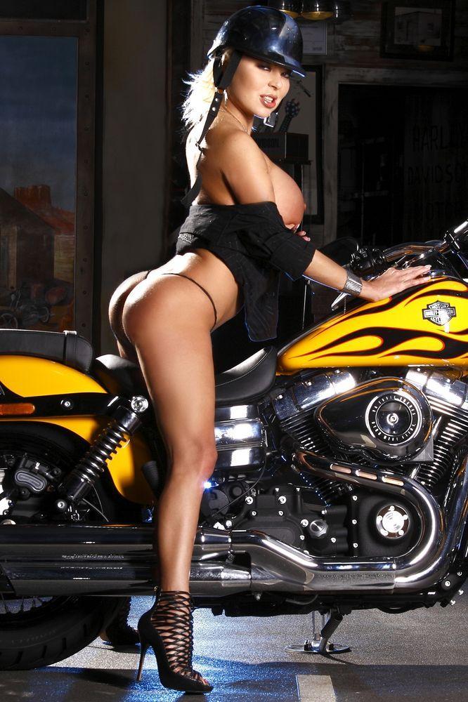 from Truman foxy biker chicks porn