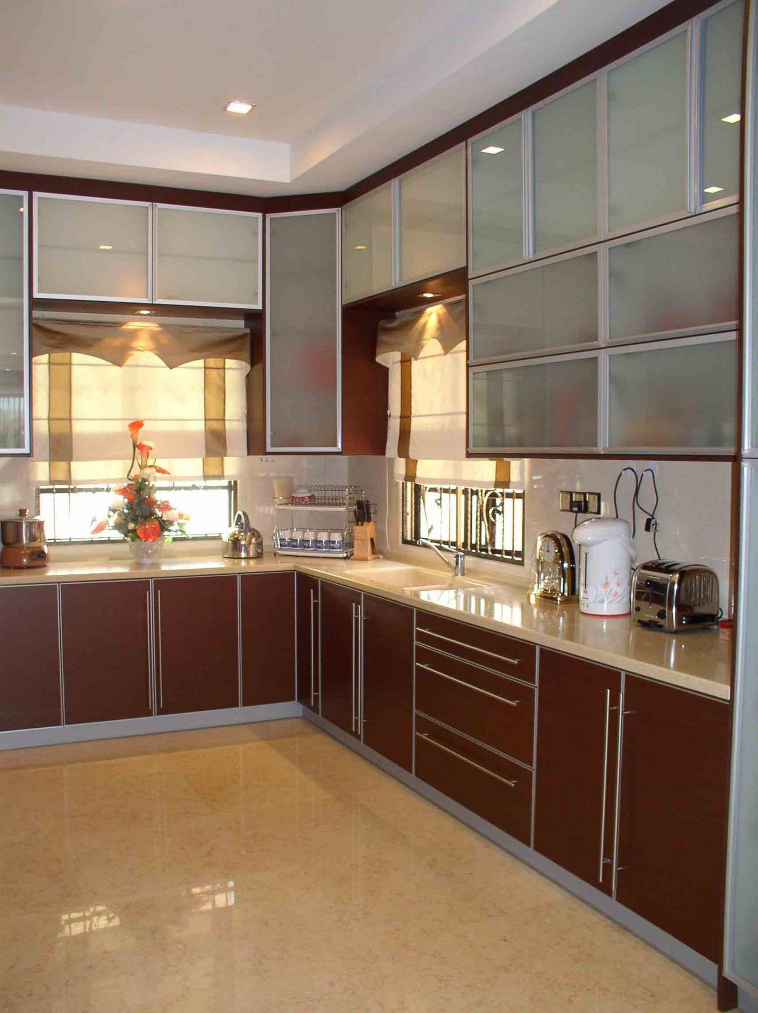 Small Space Modular Kitchen Cabinet Design   Novocom.top