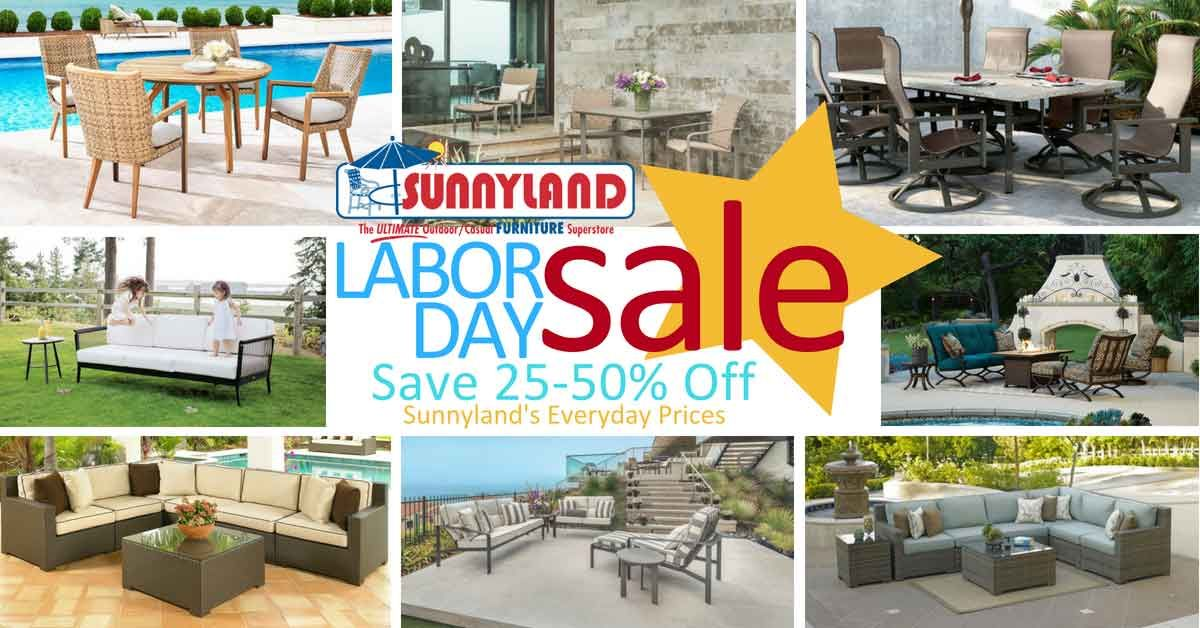 Check Out Labor Day Furniture Sale At Sunnyland Furniture For