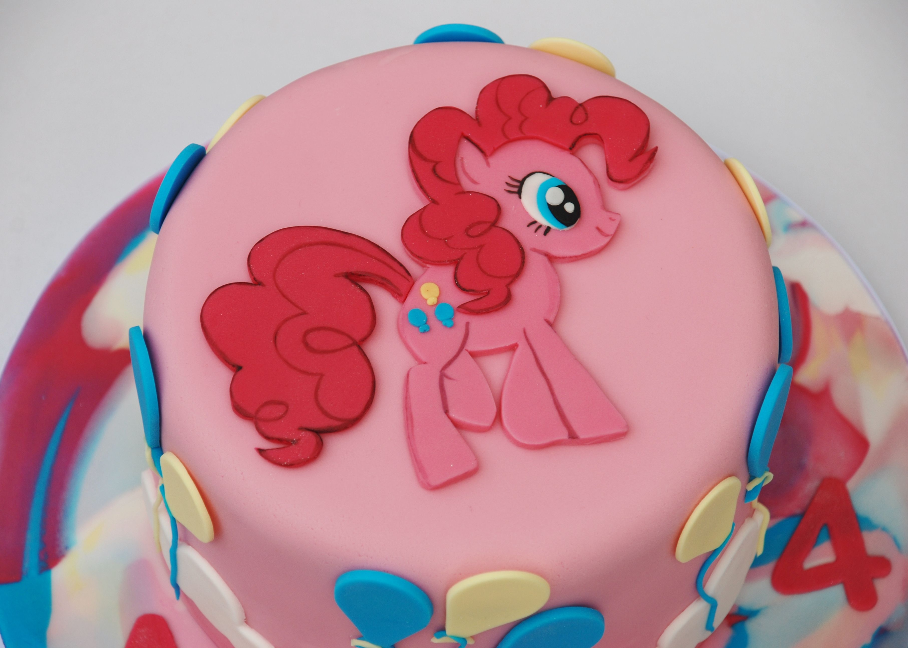 Pinkie Pie Cake Pinky Pie Birthday Pinterest Pinkie Pie Cake