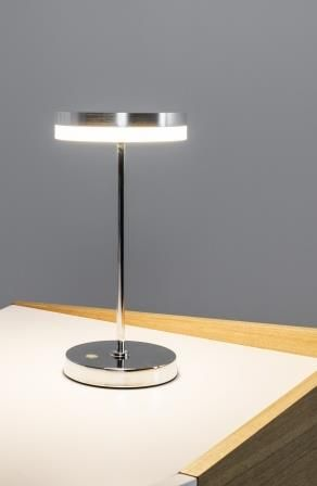 Laurie Lumiere Luminaire Eclairage Lampe Bureau Led Step Dimming Variation D Intensite Interrupteur Retr Lampe De Bureau Led Bureau Minimaliste Luminaire
