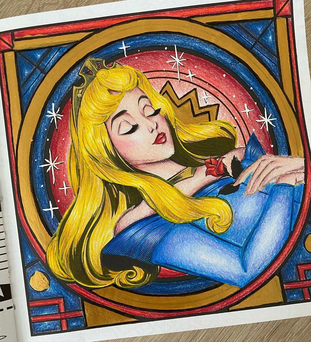 Épinglé par Maeva sur colos en 17  Coloriage disney, Disney