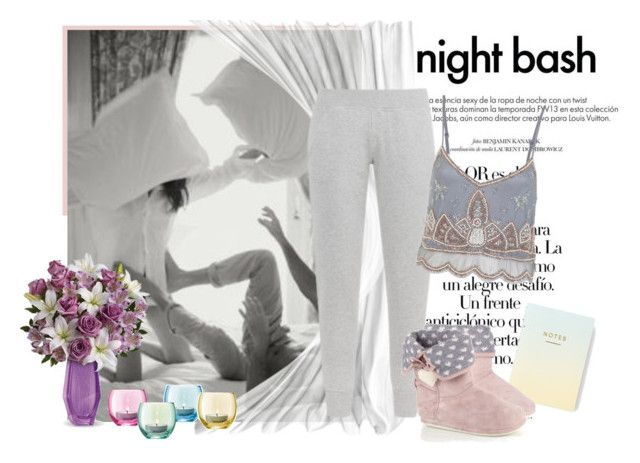 """""""Night bash"""" by devita33 ❤ liked on Polyvore featuring Arco, Louis Vuitton, adidas, Monsoon, Miss Selfridge and LSA International"""