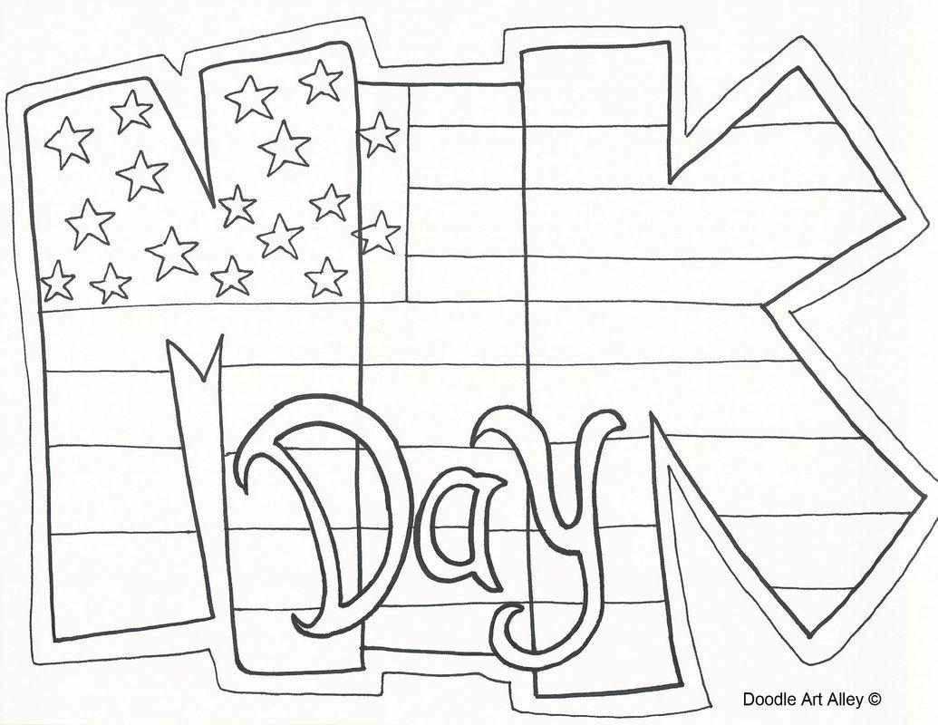 Mlk Day Coloring Sheets