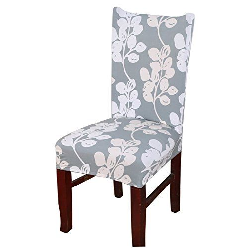 From 6 99 Dining Room Stretch Printed Chair Cover Spandex